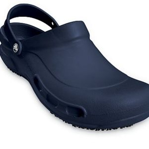 Crocs Men's Bistro Sure Grip Clog Mule NWT (11)